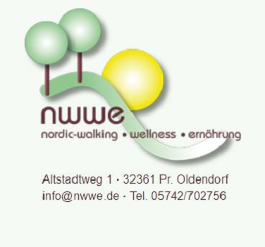 NWWE - nordic-walking - wellness - ernährung